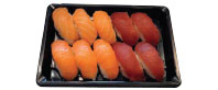 4 thon 6 saumon